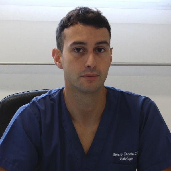 Alvaro Cuesta Podologo