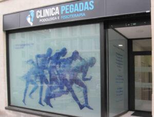 Clinica Pegadas